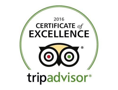 Finest Blend Cafe Earns 2016 Tripadvisor Certificate of Excellence
